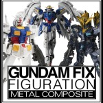 GUNDAM FIX FIGURATION METAL COMPOSITE